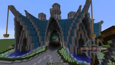 Elvish Keep pour Minecraft
