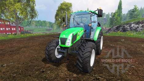 New Holland T4.115 v1.1 pour Farming Simulator 2015