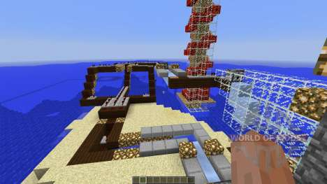 Ultimate Redstone Creation pour Minecraft