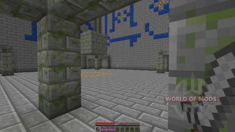 Le perdu couloir 1.2 pour Minecraft