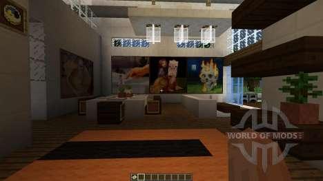 Mr Moopicorns White House of Costa [1.8][1.8.8] für Minecraft