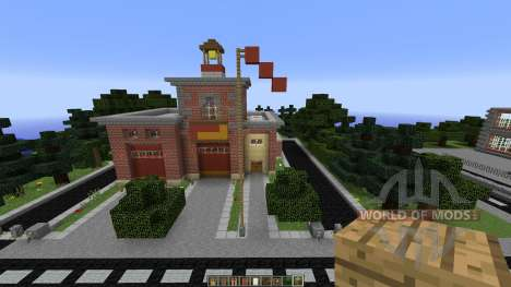 Dover Chase [1.8][1.8.8] pour Minecraft