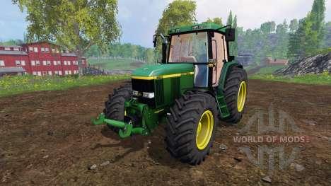 John Deere 6810 v1.3 für Farming Simulator 2015