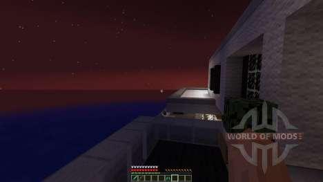Modern House 10 [1.8][1.8.8] pour Minecraft