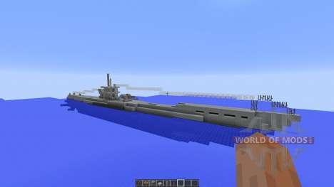 U-Boat U-513 für Minecraft