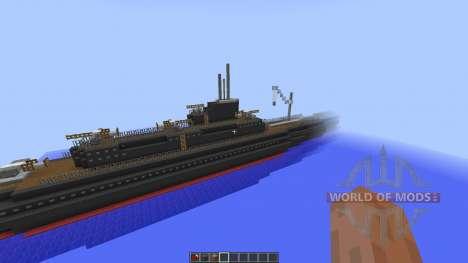 Sentoku Submarine [1.8][1.8.8] für Minecraft