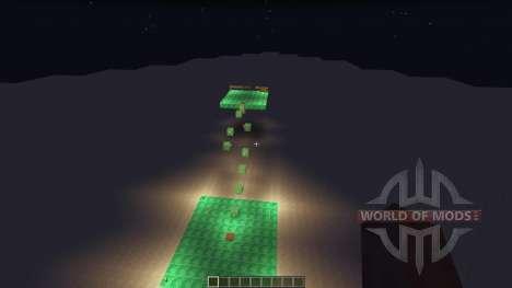 Randomness Parkour pour Minecraft
