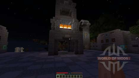 Defend the Barricades pour Minecraft