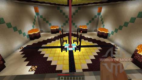 Torture Chamber punish your friend [1.8][1.8.8] pour Minecraft