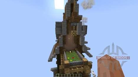 Steampunk [1.8][1.8.8] für Minecraft