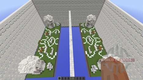 TNT Wars Map pour Minecraft