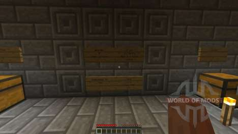 SEWER SURVIVAL pour Minecraft