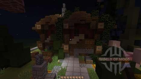 Fantasy Life [1.8][1.8.8] für Minecraft