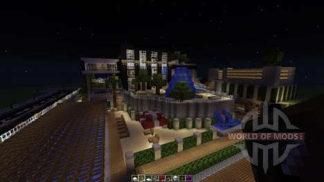 Luxurious Modern House 2 pour Minecraft
