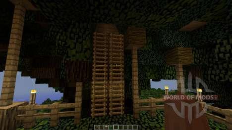 Lumbervance Treehouse pour Minecraft