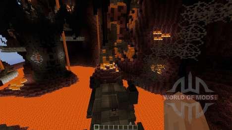 Prison of the Nether Monsters für Minecraft