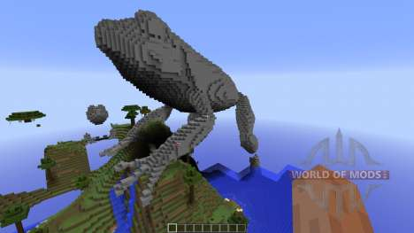 Who Let The Frogs Out pour Minecraft