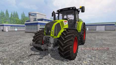 CLAAS Axion 850 v6.0 für Farming Simulator 2015