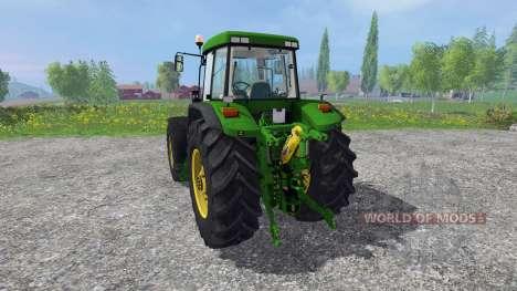John Deere 7810 für Farming Simulator 2015