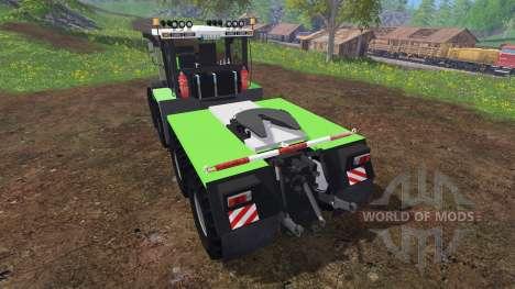 Deutz-Fahr Agro XXL für Farming Simulator 2015