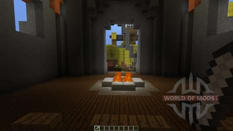 Clash Of Clans in Minecraft pour Minecraft