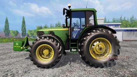 John Deere 6820 pour Farming Simulator 2015