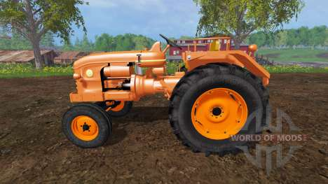 Renault D22 v1.1 für Farming Simulator 2015