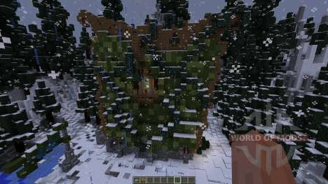 Nordic House für Minecraft