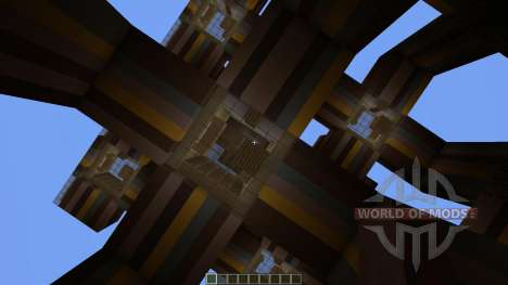 Interstellar The Tesseract für Minecraft