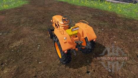 Renault D22 v1.1 pour Farming Simulator 2015