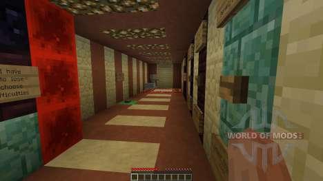Minecart Rush für Minecraft
