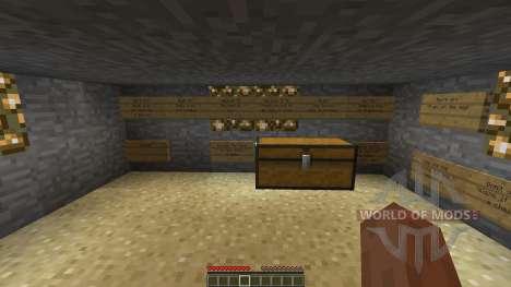 Maze of Pain für Minecraft
