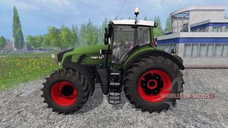 Fendt 924 Vario pour Farming Simulator 2015
