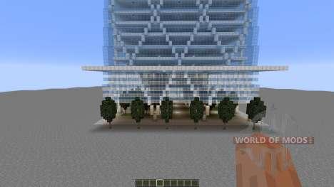 122 Leadenhall Street für Minecraft