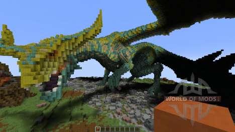 Ferelden Frostback für Minecraft