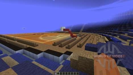 TartTV Centre Basket Ball [1.8][1.8.8] pour Minecraft