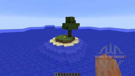 Ultimate Creative World island pour Minecraft