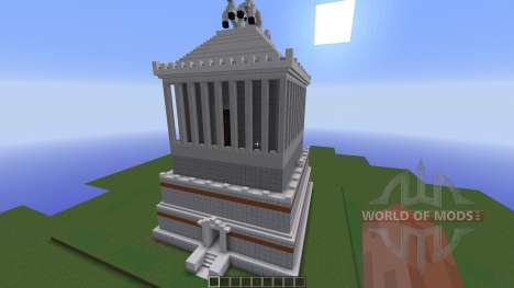 Wonders of the World Mausoleum pour Minecraft