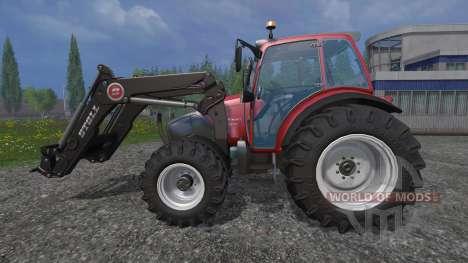Lindner Geotrac 94 pour Farming Simulator 2015