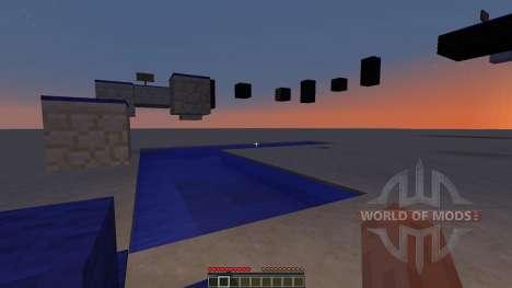 Desert Parkour pour Minecraft