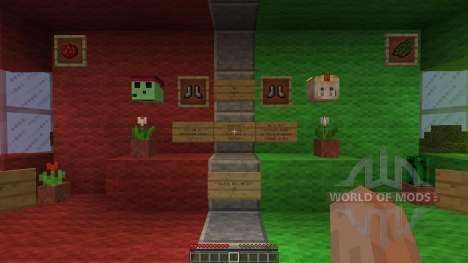 Illuminated Lanes [1.8][1.8.8] pour Minecraft