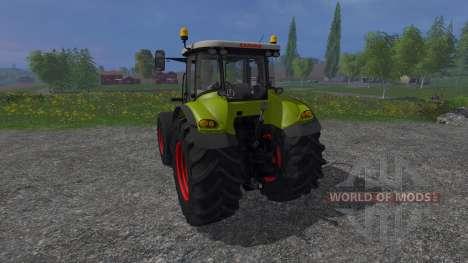 CLAAS Axion 850 pour Farming Simulator 2015