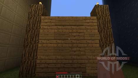 World Trade Center Santiago Chile pour Minecraft