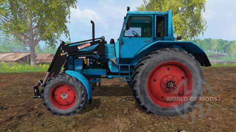 MTZ-82 Frontlader für Farming Simulator 2015