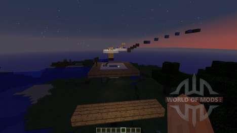Trolling Parkour pour Minecraft
