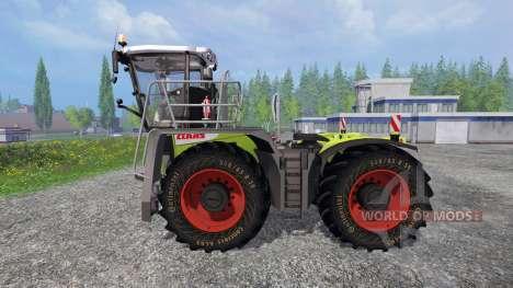 CLAAS Xerion 3800 SaddleTrac pour Farming Simulator 2015