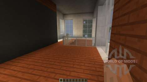 Summer LakeHouse Modern [1.8][1.8.8] pour Minecraft