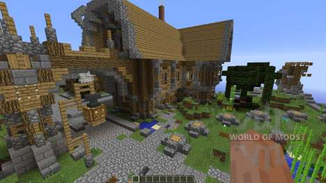 Survival Games ByteCube pour Minecraft