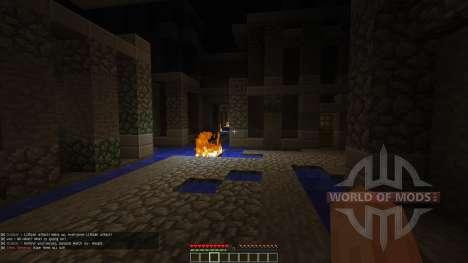 Heart of the Volcano An Adventure Map für Minecraft