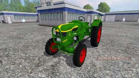 Deutz-Fahr D40 v2.0 für Farming Simulator 2015
